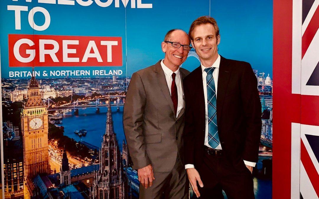 UK & Brazil Partners in Energy Rio de Janeiro 2019!