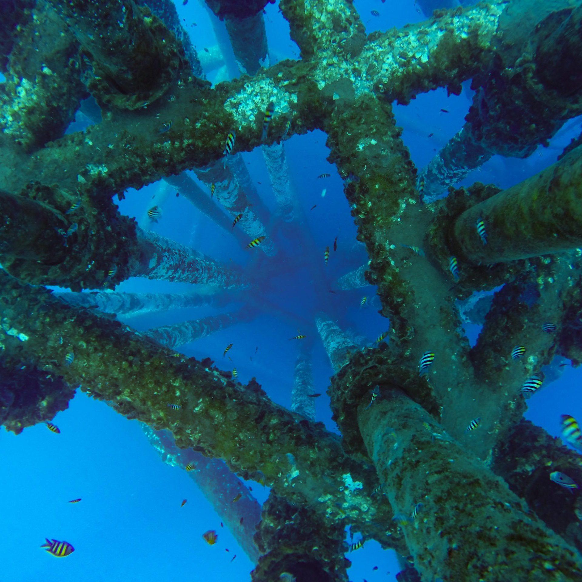 Underwater Stucture